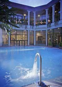 Centre Parcs Nottingham Aqua Suana